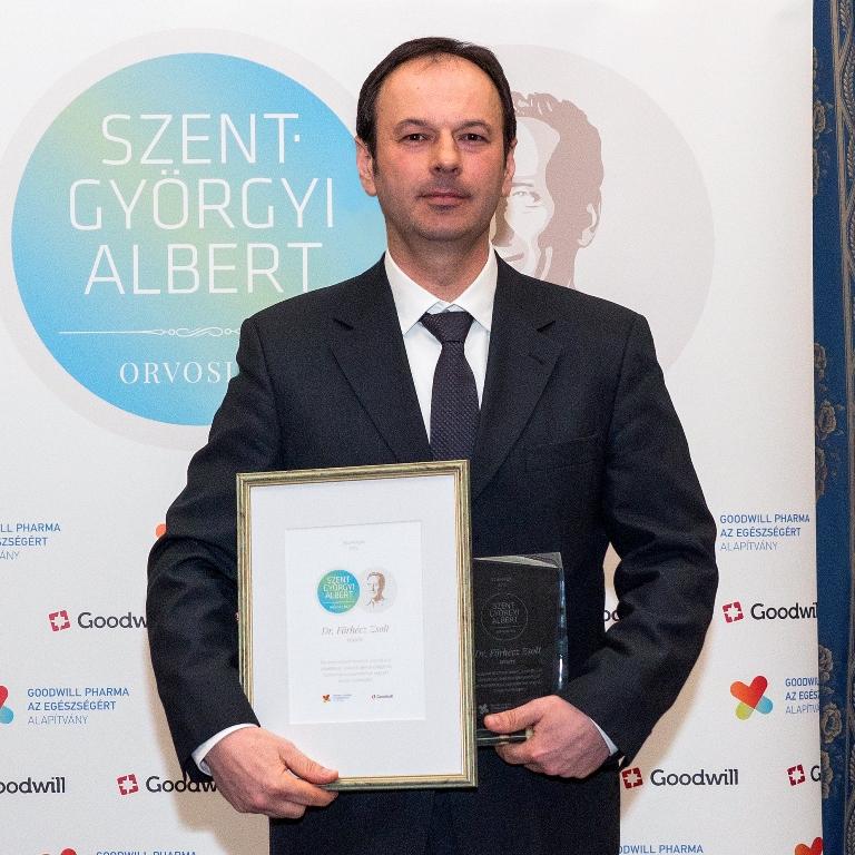 Dr. Förhécz Zsolt