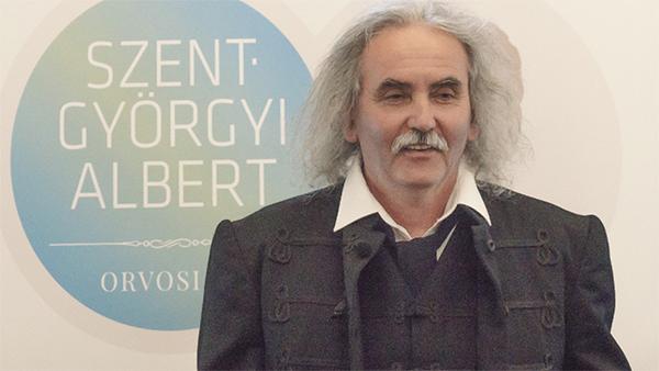 Szent- Györgyi Albert sosem avul el