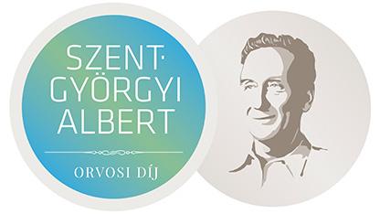 Szent-Györgyi Albert Orvosi Díj 2018
